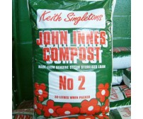 33 Litre John Innes N0 2 Compost (Loam-based)  Pallet Deals