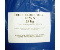 Dried Blood Meal Organic Fertiliser