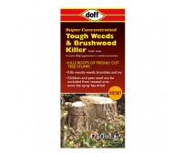 Concentrated Tough Weeds & Brushwood Killer