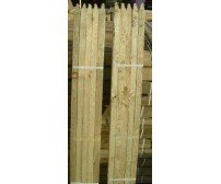 Full Pack (840) 120cm (4ft) x 32mm Square & Pointed Tanalised Tree Stakes / Posts