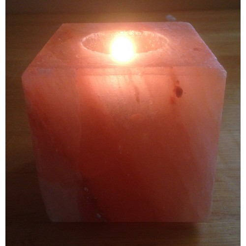 Hs Code For Salt Lamps : HIMALAYAN ROCK SALT CANDLE TEALIGHT HOLDER (CUBE) DESIGN