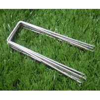 Galvanized Artifical Grass Staples / Pins