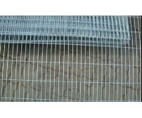"2 x Galvanized Welded Wire Mesh Panels 0.9m x 1.8m (1"" x 3"" Mesh)  2.5mm Wire"