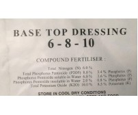 Base & Top Dressing Fertiliser - 3KG