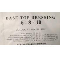 Base & Top Dressing Fertiliser - 3KG