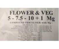 Flower & Veg Fertiliser - 3KG