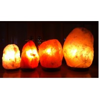 Himalayan Salt Lamps & Candle Holders