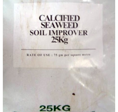 25kg Calcified Seaweed Fertilizer  (Granular)