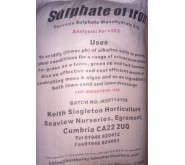 25kg Iron Sulphate (Ferrous Sulphate Monohydrate)