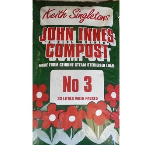 33 litre john innes n0 3 compost loam based pallet deals. Black Bedroom Furniture Sets. Home Design Ideas