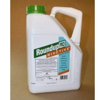 5L Roundup Pro Biactive 360 Strong Glyphosate Weedkiller