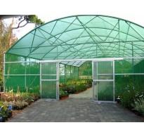 1.5m x 50m Heavy Duty Shade Netting (75%) / Garden Windbreak 180gsm