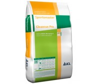 25KG ICL SPORTSMASTER CLEANRUN PRO PROFESSIONAL LAWN WEED &  FEED FERTILISER