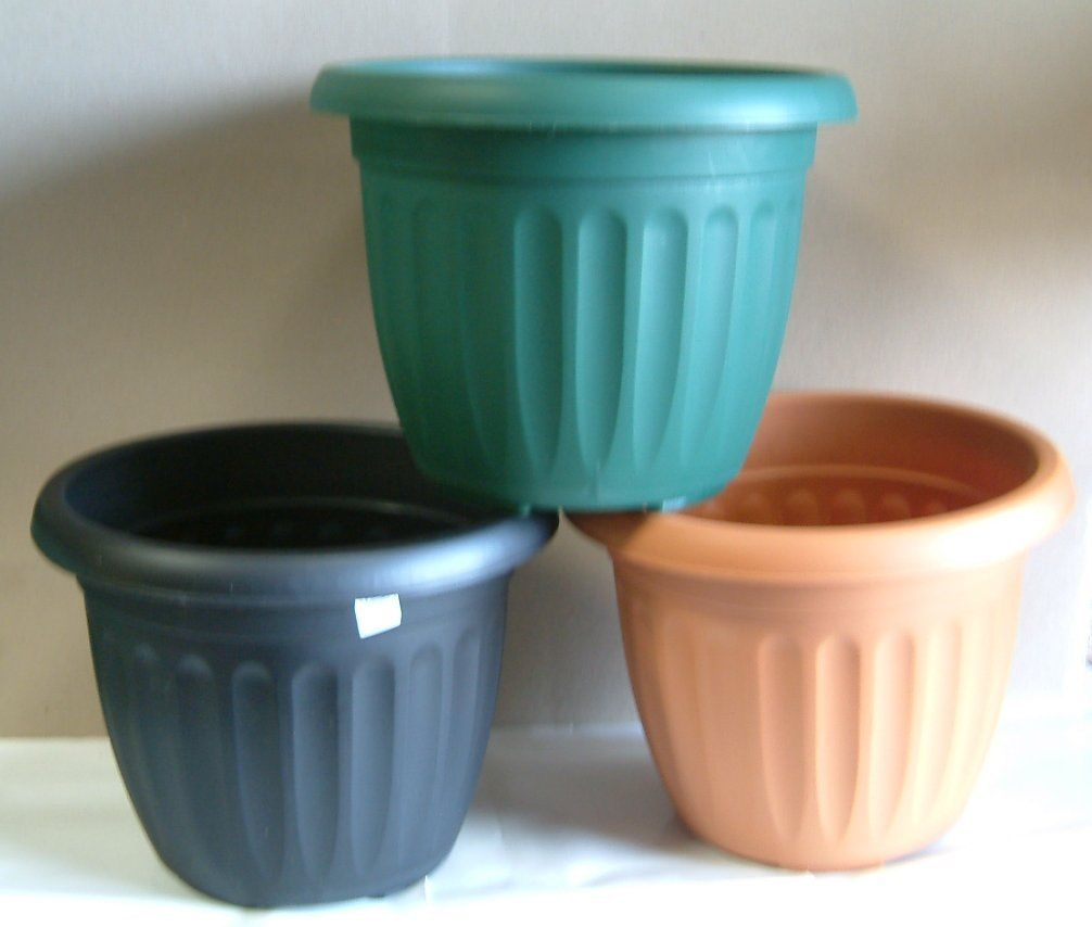 Garden Planting Pots & Containers